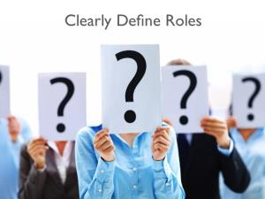 Defining the Roles Within Your Business