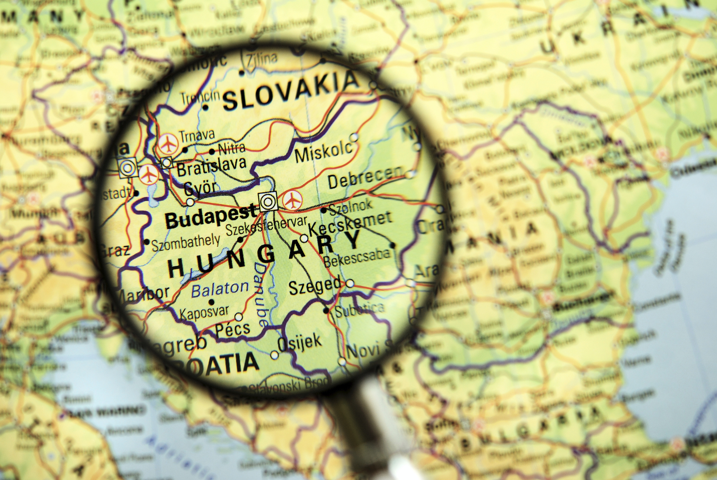 Greetings From Hungary Covenant Group